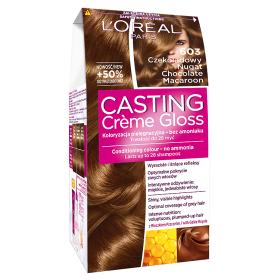 L'Oréal Paris Casting Crème Gloss Farba do włosów 603 Czekoladowy nugat